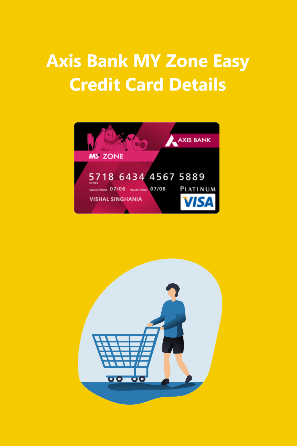 Axis Bank MY Zone Easy Credit Card: Check Offers & Benefits