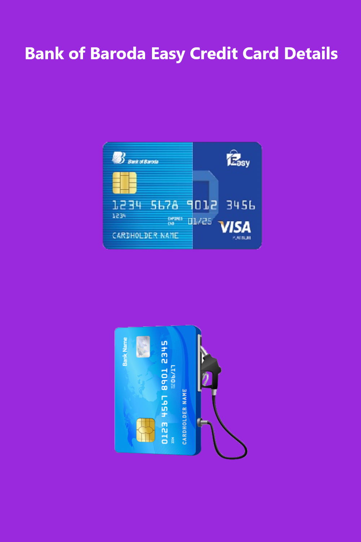 bank of baroda easy credit card check offers  benefits